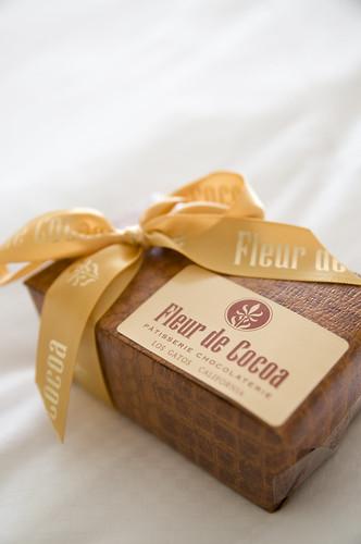 Assorted Bonbon Chocolat, Fleur de Cocoa, Santa Cruz