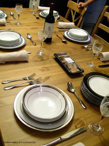 母親節大餐之準備