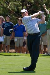 Justin Leonard (joe.langley) Tags: sports golf florida 2008 pontevedra tpc pgatour theplayers tpcsawgrass