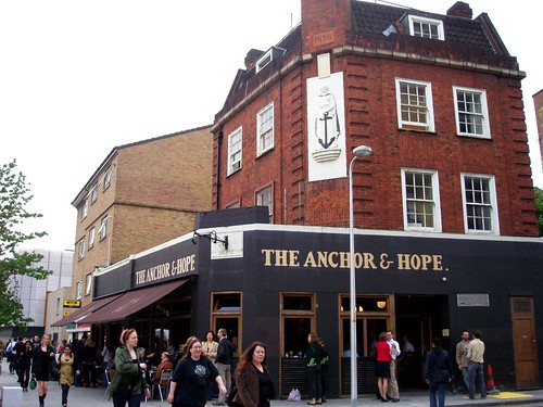 The Anchor and Hope (Southwark SE1)