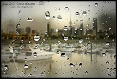 Behind dewy glass - Kuwait (khalid almasoud) Tags: new november glass club work photographer group picture photographers center 2006 science collection burning elite behind kuwait areas  khalid dewy kuwaiti voluntary limitations   kuwaitna    almasoud   kuwaitartphoto kuwaities   hawaalrayyanfav mozaiek