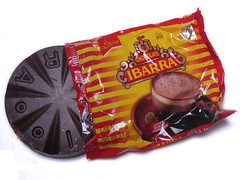 Mexican Hot Chocolate: Ibarra