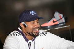 Rasheed Wallace new kicks