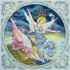 """""""Angels' Flight"""" ER7 by Elizabeth Ruffing"""
