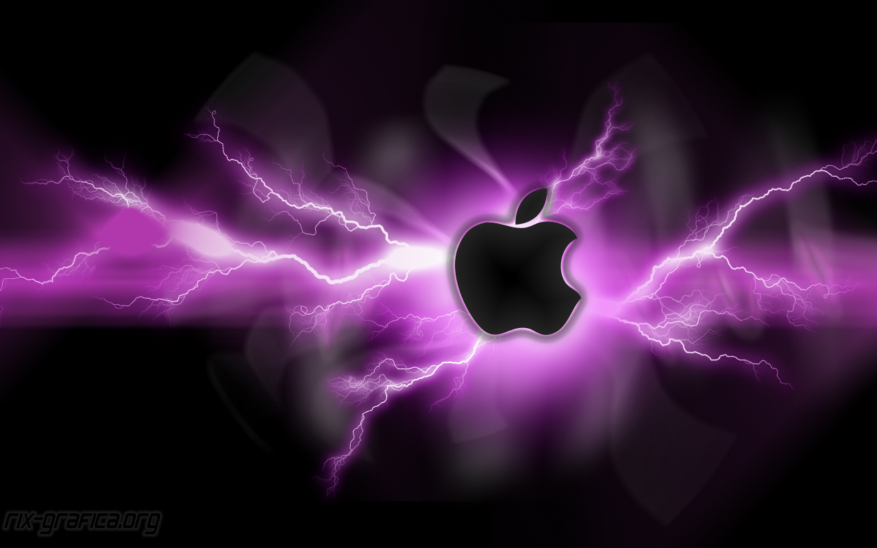 cool apple logos in space. source cool apple logos in space