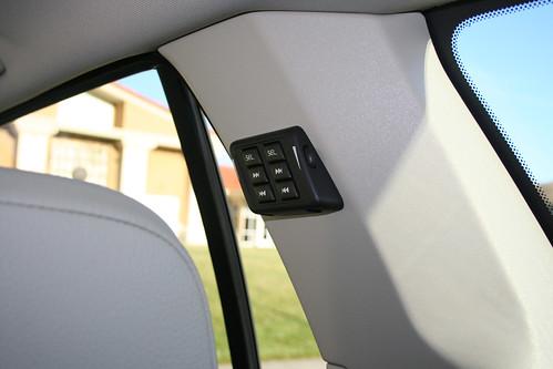 Volvo Xc90 3rd Row. Third Row Audio Controls