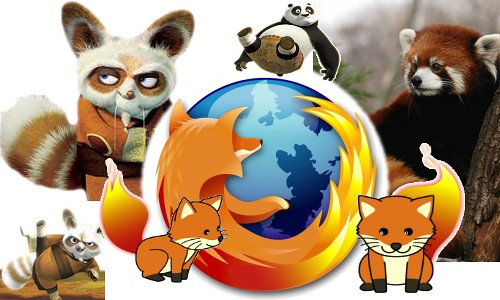Firefox on the move