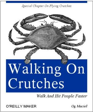 Walking on Crutches