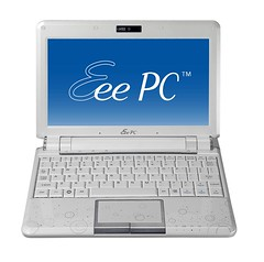 Eee PC 901 white pattern