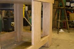 IMG_0117 (ShaneDugas) Tags: wood clamp redoak workbench vise tailvise facevise endvise