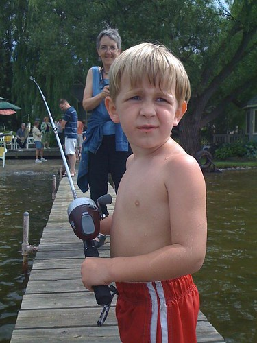 abraham, fishing