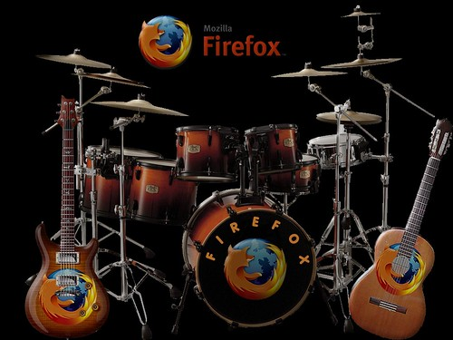 Firefox Wallpaper 14