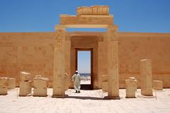 Tebe - Tempio di Hatshepsut