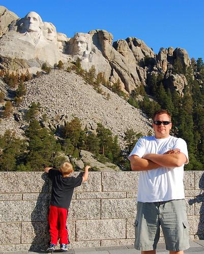 Mt. Rushmore 2008