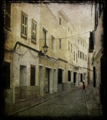 Carrer tranquil // Peaceful Street (~Oryctes~) Tags: street texture textura lamp geotagged calle farola gimp 2006 explore blogged ubuntu carrer juliol menorca pasoscatalans ciutadella fanal themoulinrouge ghostbones ciutadellademenorca canonixus430 flickrsbest irisska memoriesbook geo:lat=40000662 proudshopper theperfectphotographer thegardenofzen goldstaraward gimp24 flickrestrellas angeliqueliek photoexel thetowerofpriapus photoartbloggroup geo:lon=3837801 interestigness325 robertsartgallery