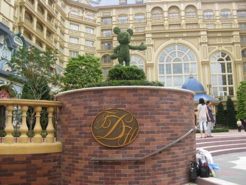 東京ディズニーランドホテル宿泊者特典