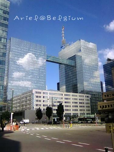 Belgacom Tower
