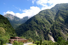 Random photo of Taroko Gorge from my recent Taiwan trip, just for color.