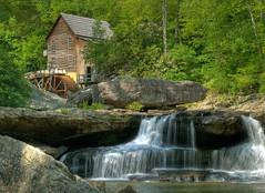 Glade Creek Mill 339_ (Walter Ezell) Tags: waterfall topv333 westvirginia hdr babcockstatepark gladecreekmill zd goldenphotographer 1260mm babcockmill