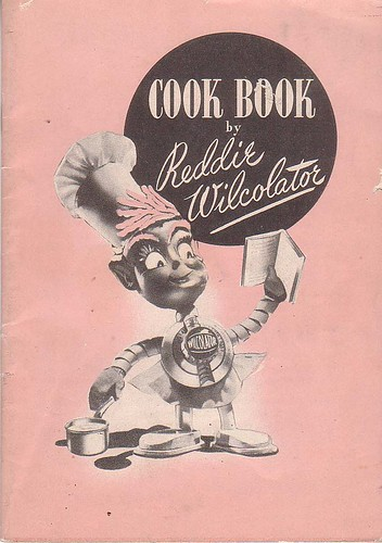 Cook Book by Reddy Wilcolator