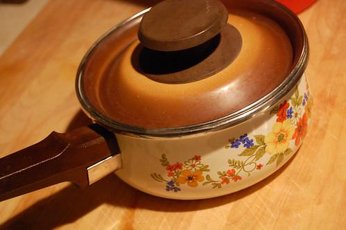 floral pan