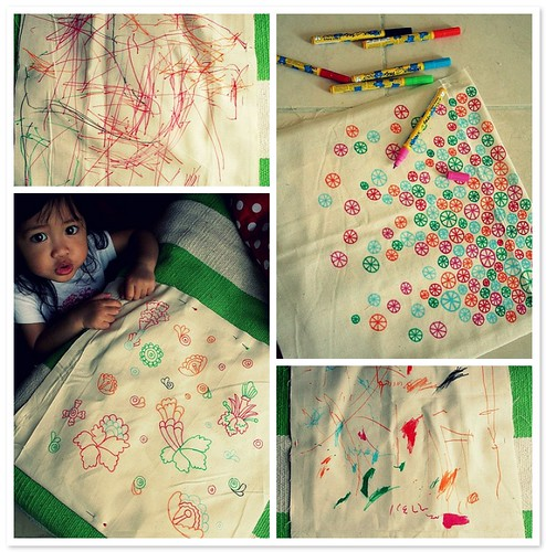 Family Project : All Purpose Tote Bags (The Making)