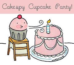 Cakespy Anniversary / Jessie's Bday Open House