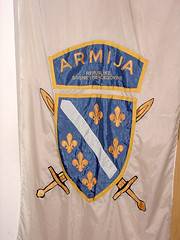 2007-032911 (bubbahop) Tags: museum emblem army war sarajevo bosnia tunnel herzegovina balkans tunel 2007 the thetunnel muzej europetrip16
