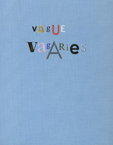VAGUE VAGARIES web