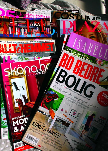Swedish and Danish magazines!!!