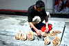 IMG_7415 (Sam's Exotic Travels) Tags: china people fish man restaurant zhejiangprovince vendor prc ningbo sams zhejiang driedfish travelphotos samsays samsexotictravelphotos exotictravelphotos samsayscom