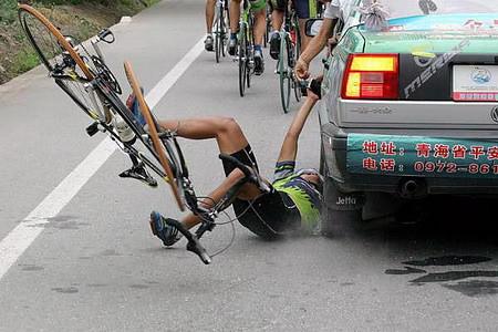 Bicyclist vs. Car