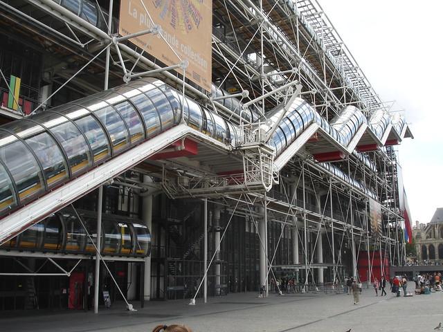 Crazy Escalator