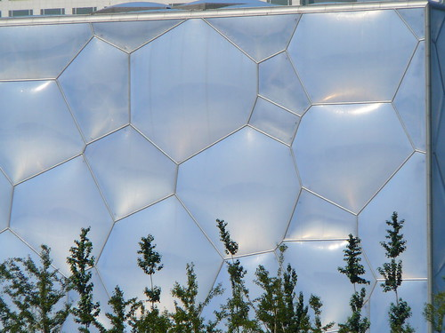 Water Cube Detail
