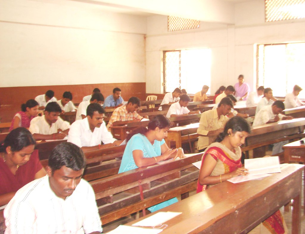 Written Examination For CPC/ /WPC Held 2008