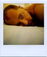 Io non sono... (ale2000) Tags: auto portrait man me self ego naked nude polaroid skin moi ale2000 600 instant slr680 iamnot istantanea iononsono aledigangicom instantanalog