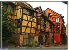 Riquewihr / Elsass /Alsace | France (unicorn 81) Tags: old france color building history architecture countryside frankreich colorful europa europe village eu alsace architektur gebude elsass halftimbered lafrance countryhouse cottages fachwerk timbered colombages fachwerkhaus halftimber riquewihr mapfrance halftimberedhouse timberedhouse fachwerkbau ruralhouses architekturfrankreich worldtrekker franceholiday2008 fotogaleriefrankreich