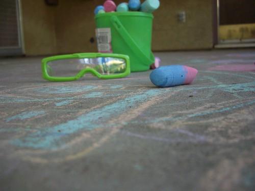 3-d chalk