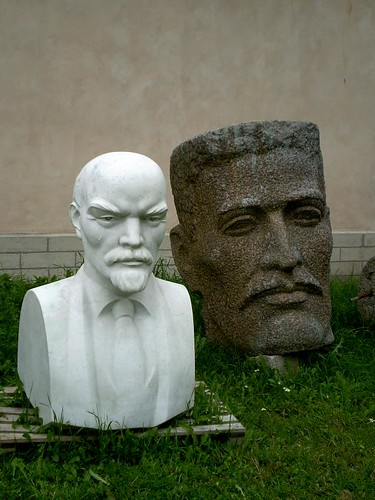 Statue Graveyard