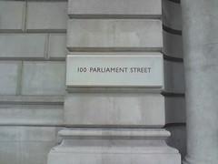 100 Parliament Street