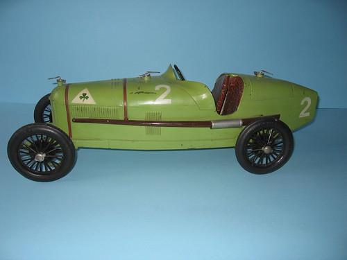 1925 Alfa Romeo P2. Alfa Romeo da corsa,