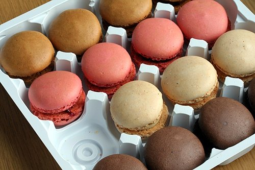 Pierre Herme's Ketchup Macarons (Ketchup Cookies) Recipes ...