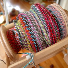 august vegan yarn club