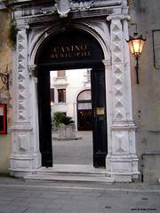 Cannaregio - Cortile Ca' Vendramin-Calergi 1
