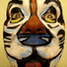 Tony the Tiger! Facepaint Video. por hawhawjames