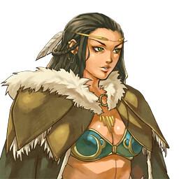 female Druid 1
