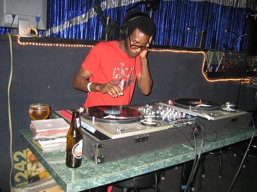 DJ Lance Rock