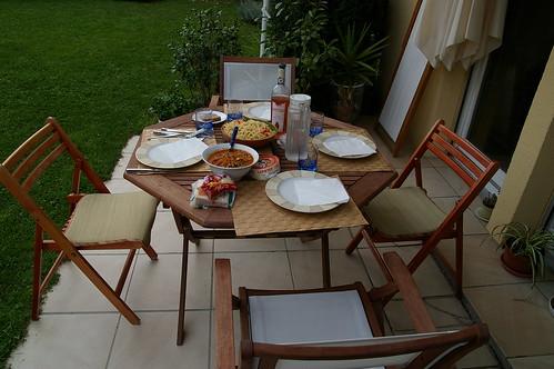 在素瓊姐家享受週日的晚餐