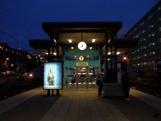Sundbyberg station