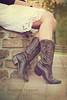 {senior} Lanie (Heather Leggett Photography) Tags: texture senior girl oregon boots bend drakepark funkyprocessing